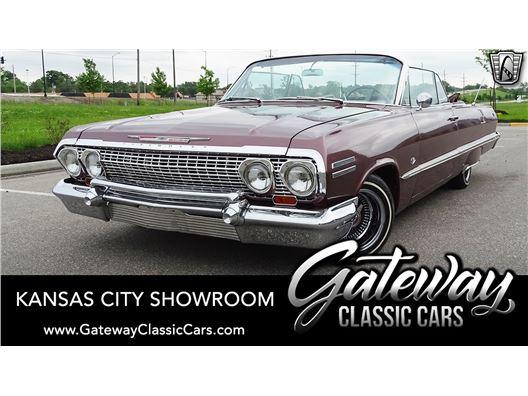 1963 Chevrolet Impala for sale in Olathe, Kansas 66061