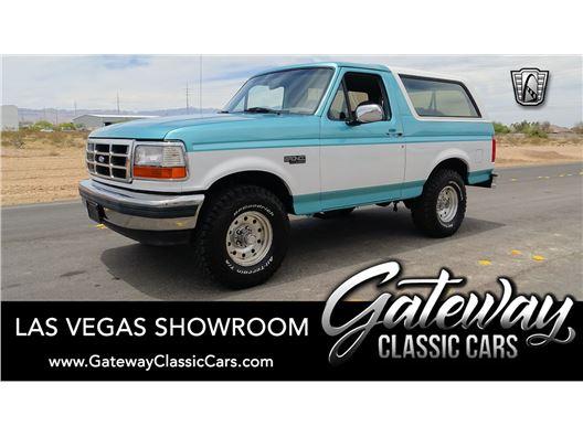 1995 Ford Bronco for sale in Las Vegas, Nevada 89118