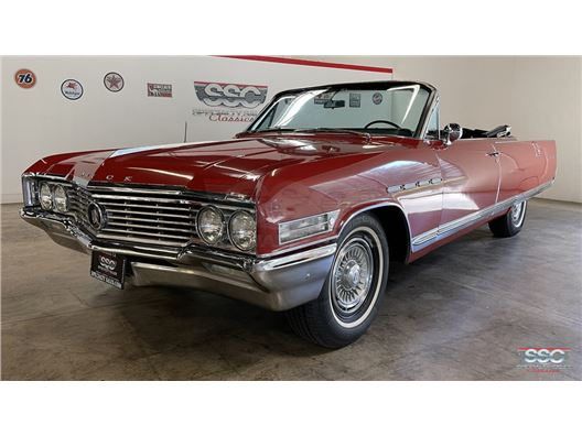 1964 Buick Electra for sale in Fairfield, California 94534