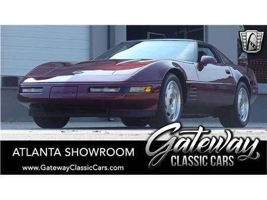 1993 Chevrolet Corvette for sale in Alpharetta, Georgia 30005