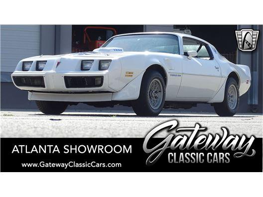1980 Pontiac Firebird Trans-Am for sale in Alpharetta, Georgia 30005