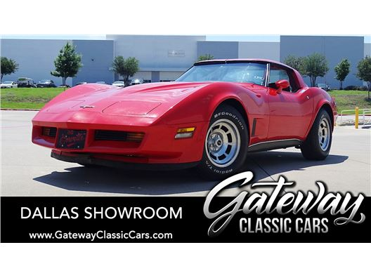 1980 Chevrolet Corvette for sale in DFW Airport, Texas 76051