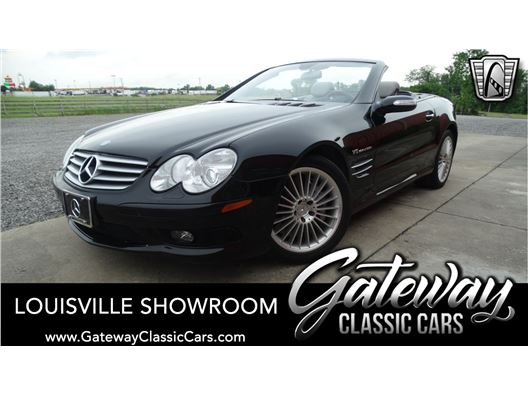 2005 Mercedes-Benz SL55 for sale in Memphis, Indiana 47143