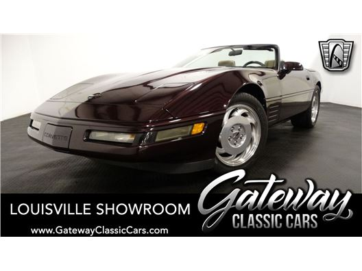 1993 Chevrolet Corvette for sale in Memphis, Indiana 47143
