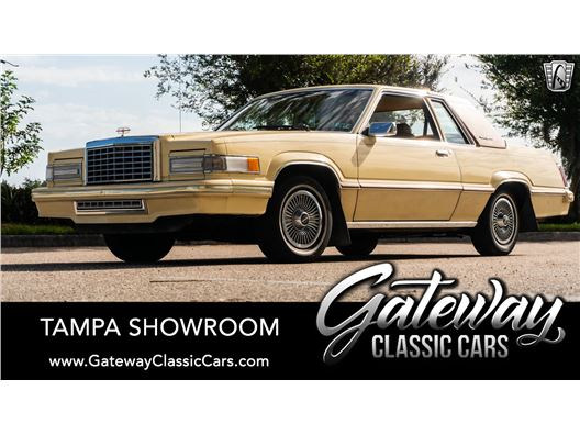 1980 Ford Thunderbird for sale in Ruskin, Florida 33570