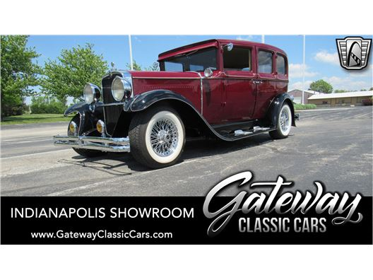1930 Nash 480 for sale in Indianapolis, Indiana 46268