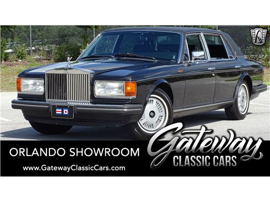 1984 Rolls-Royce Silver Spur for sale in Lake Mary, Florida 32746