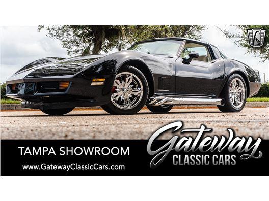 1980 Chevrolet Corvette for sale in Ruskin, Florida 33570