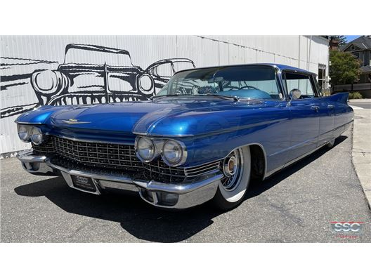 1960 Cadillac DeVille for sale on GoCars.org