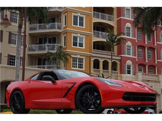2019 Chevrolet Corvette Stingray Z51 for sale in Naples, Florida 34104