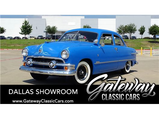 1951 Ford Custom for sale in DFW Airport, Texas 76051