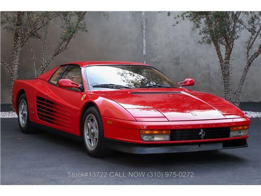 1988 Ferrari Testarossa for sale in Los Angeles, California 90063