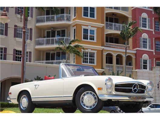 1970 Mercedes-Benz 280 SL for sale in Naples, Florida 34104