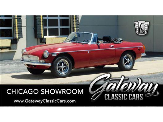 1976 MG B for sale in Crete, Illinois 60417