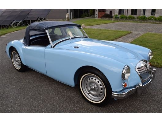1959 MG A Twin-Cam for sale in Los Angeles, California 90063