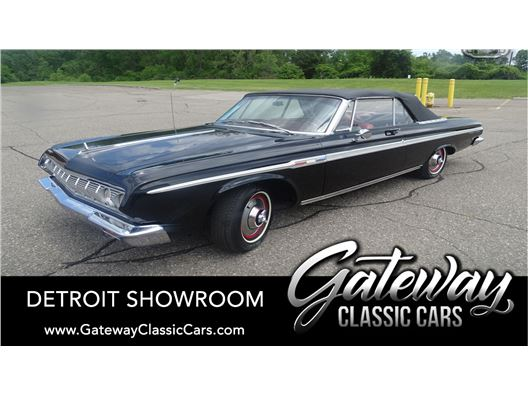 1964 Plymouth Sport Fury for sale in Dearborn, Michigan 48120