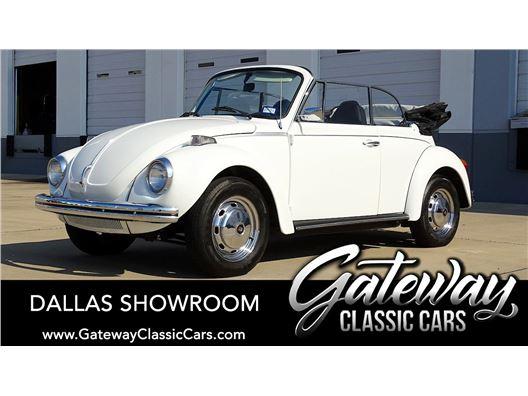1973 Volkswagen Beetle for sale in DFW Airport, Texas 76051