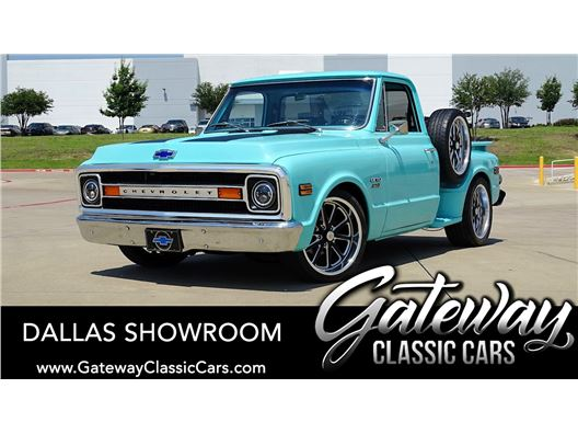 1969 Chevrolet C10 for sale in DFW Airport, Texas 76051