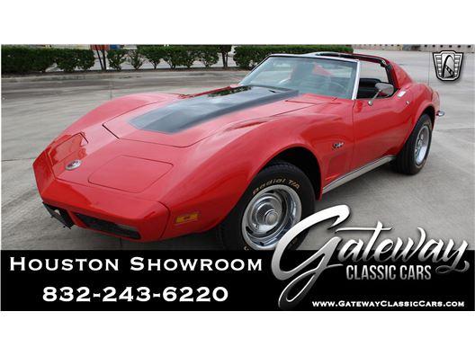 1973 Chevrolet Corvette for sale in Houston, Texas 77090