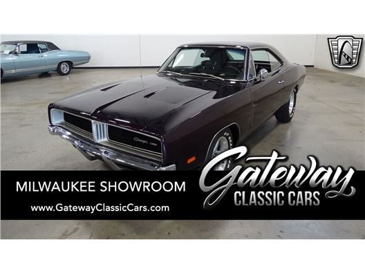 1969 Dodge Charger for sale in Kenosha, Wisconsin 53144
