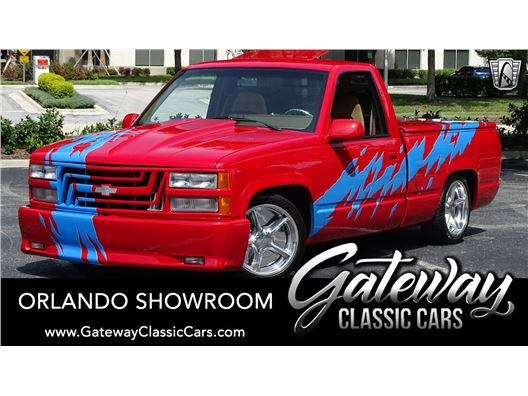 1993 Chevrolet 1500 for sale in Lake Mary, Florida 32746