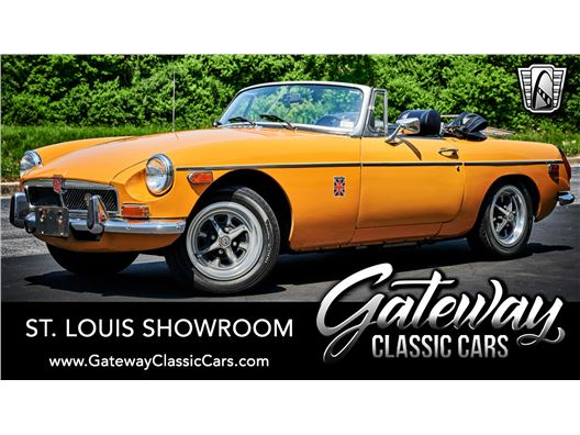 1973 MG MGB for sale in OFallon, Illinois 62269