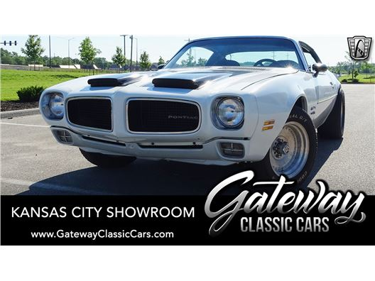 1970 Pontiac Firebird for sale in Olathe, Kansas 66061
