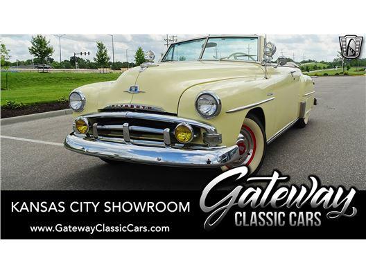 1951 Plymouth Cranbrook for sale in Olathe, Kansas 66061