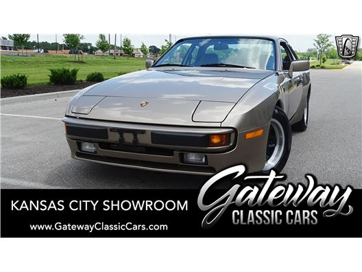 1984 Porsche 944 for sale in Olathe, Kansas 66061