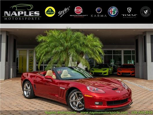 2013 Chevrolet Corvette Z16 Grand Sport for sale in Naples, Florida 34104