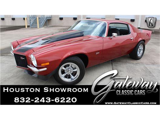 1973 Chevrolet Camaro for sale in Houston, Texas 77090
