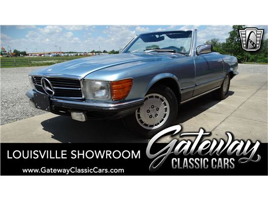1979 Mercedes-Benz 280SL for sale in Memphis, Indiana 47143