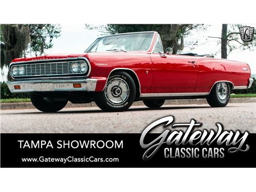 1964 Chevrolet Chevelle for sale in Ruskin, Florida 33570