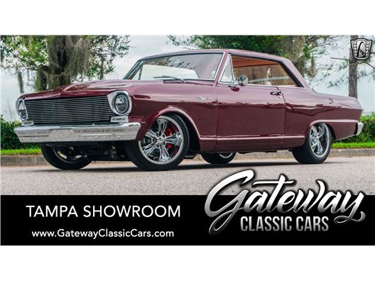 1964 Chevrolet Nova for sale in Ruskin, Florida 33570