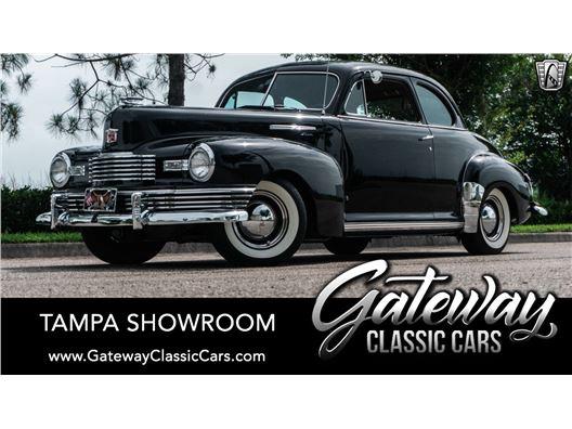 1948 Nash Ambassador for sale in Ruskin, Florida 33570