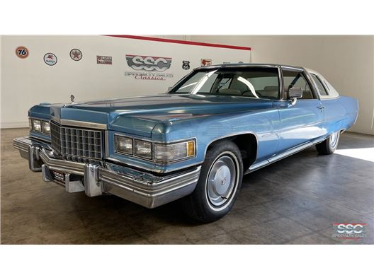 1976 Cadillac DeVille for sale in Fairfield, California 94534