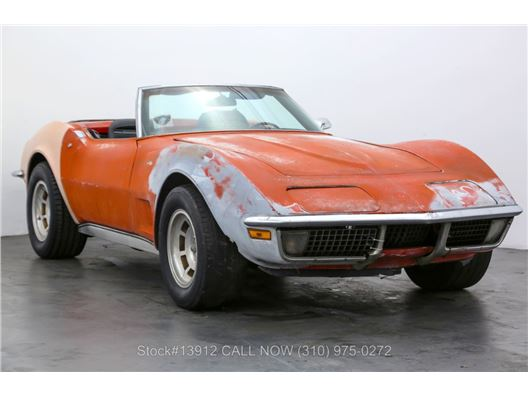 1971 Chevrolet Corvette for sale in Los Angeles, California 90063
