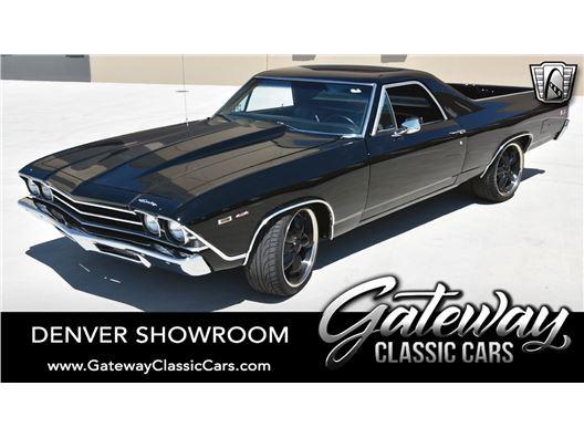1969 Chevrolet El Camino for sale in Englewood, Colorado 80112