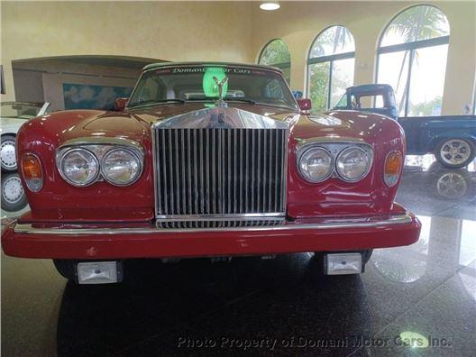 1986 Rolls-Royce Corniche for sale in Deerfield Beach, Florida 33441