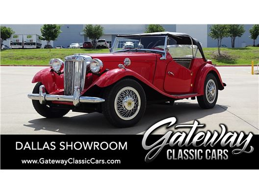 1952 MG TD for sale in DFW Airport, Texas 76051