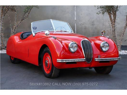 1953 Jaguar XK120 for sale in Los Angeles, California 90063