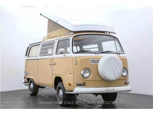 1972 Volkswagen Westfalia Camper for sale in Los Angeles, California 90063