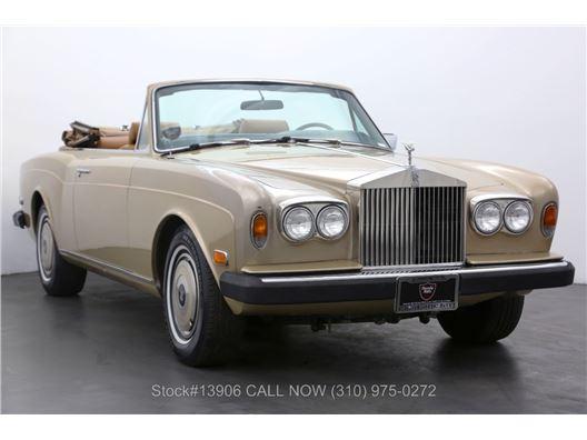 1977 Rolls-Royce Corniche for sale in Los Angeles, California 90063