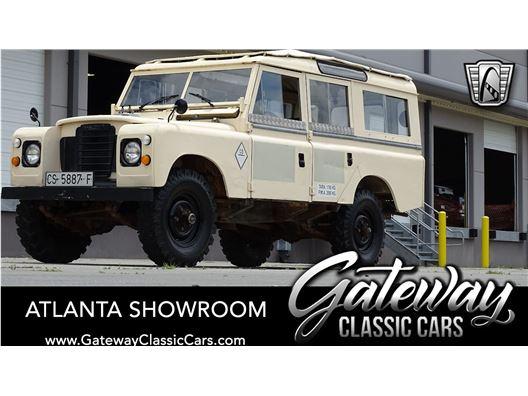 1978 Land Rover Defender for sale in Alpharetta, Georgia 30005