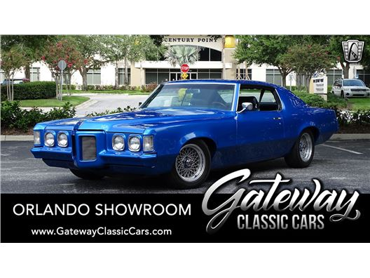 1969 Pontiac Grand Prix for sale in Lake Mary, Florida 32746