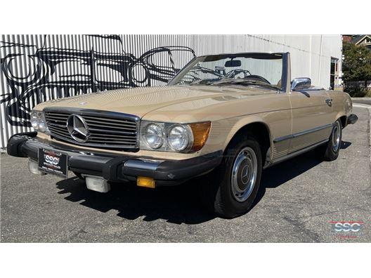 1974 Mercedes-Benz 450SL for sale in Pleasanton, California 94566