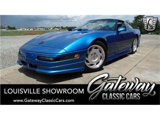 1992 Chevrolet Corvette for sale in Memphis, Indiana 47143