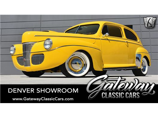 1941 Ford Tudor for sale in Englewood, Colorado 80112