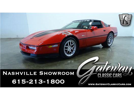 1987 Chevrolet Corvette for sale in La Vergne