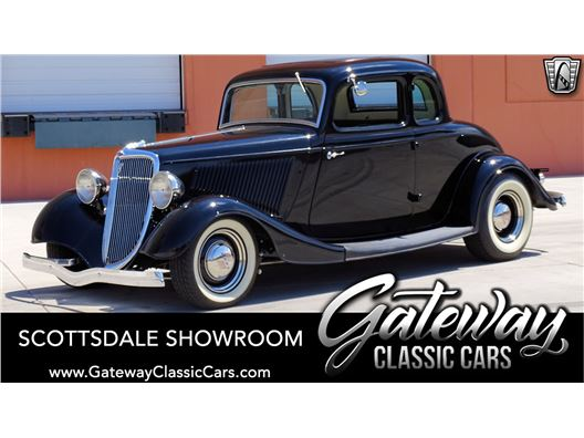 1934 Ford 5 Window Coupe for sale in Phoenix, Arizona 85027